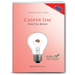 CASPer SIM for the Mind Book