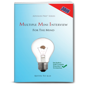 Multiple Mini Interview for the Mind Book
