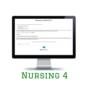 Full Length APE CASPer SIM 4 – Nursing w/out Scoring