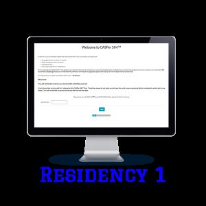 Full Length APE CASPer SIM 1 – Residency w/out Scoring