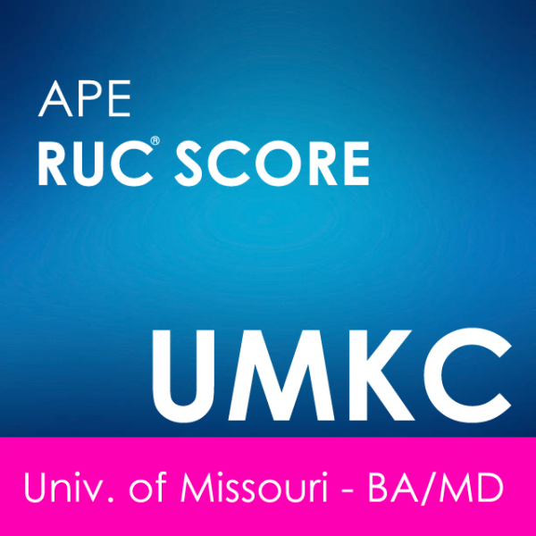 RUC UMKC BA/MD